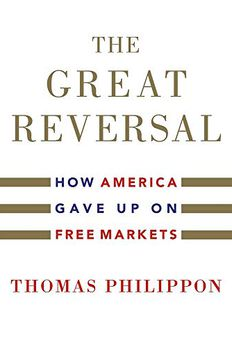 The Great Reversal book cover