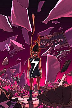 Ms. Marvel Vol. 4 book cover