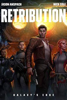Retribution book cover