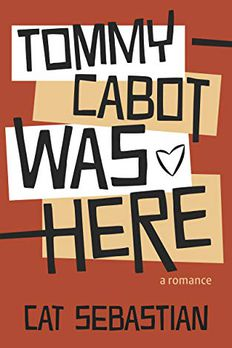 Tommy Cabot Was Here book cover