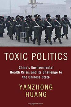 Toxic Politics book cover