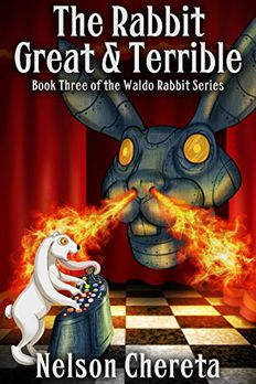 The Rabbit Great and Terrible book cover