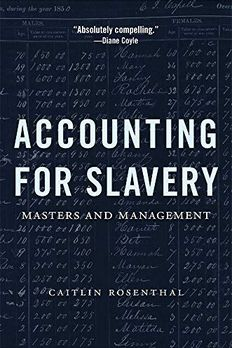 Accounting for Slavery book cover