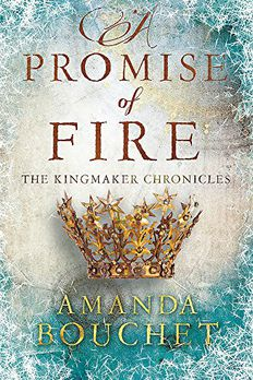 Promise Of Fire book cover