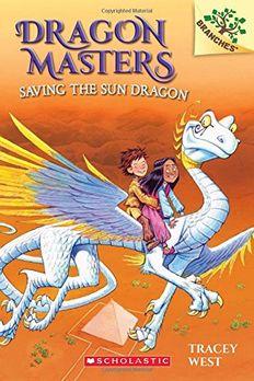 Saving the Sun Dragon book cover