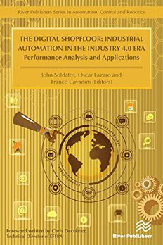 The Digital Shopfloor - Industrial Automation in the Industry 4.0 Era book cover