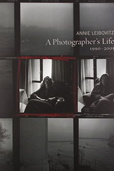 A Photographer's Life book cover