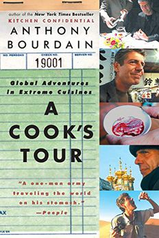 A Cook's Tour book cover