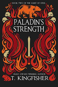 Paladin's Strength book cover