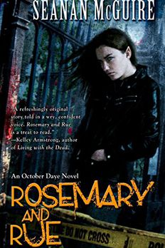 Rosemary and Rue book cover
