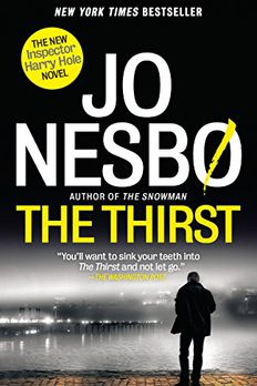 The Thirst book cover