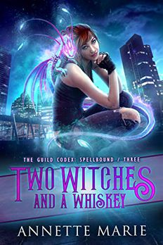 Two Witches and a Whiskey book cover