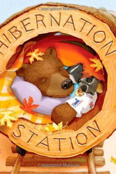 Hibernation Station book cover