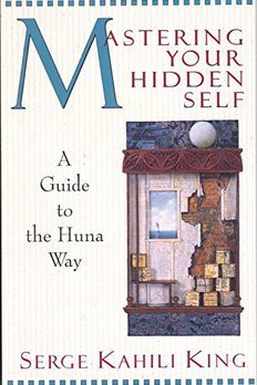 Mastering Your Hidden Self book cover