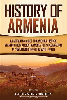 History of Armenia book cover