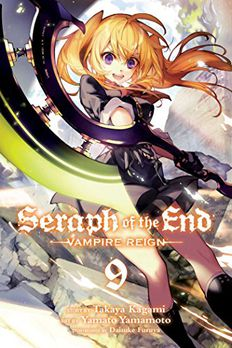 Seraph of the End, Vol. 9 book cover