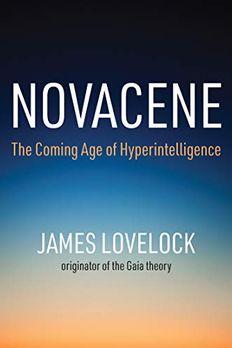 Novacene book cover