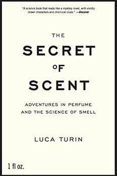 The Secret of Scent book cover