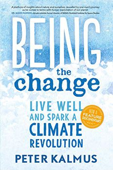 Being the Change book cover