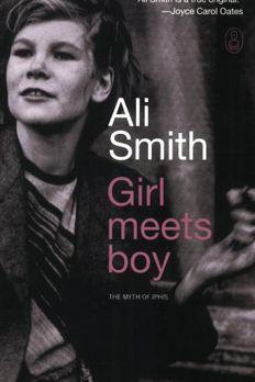 Girl Meets Boy book cover
