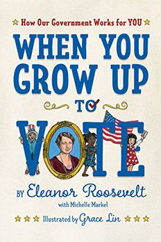 When You Grow Up to Vote book cover