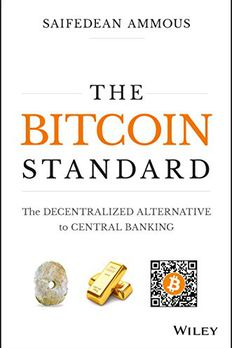 The Bitcoin Standard book cover
