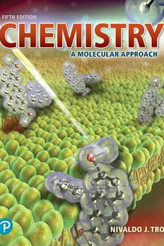 Chemistry book cover