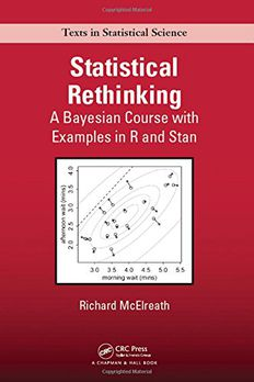 Statistical Rethinking book cover