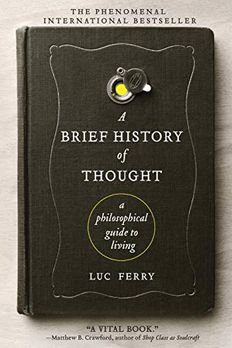 A Brief History of Thought book cover