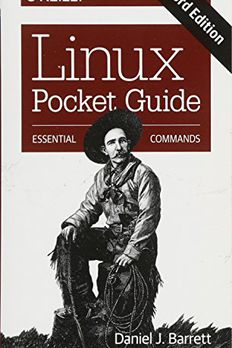 Linux Pocket Guide book cover
