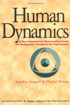 Human Dynamics  book cover