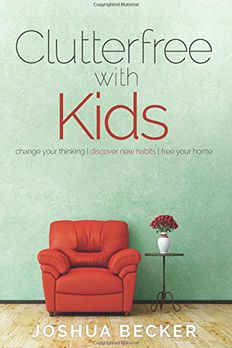 Clutterfree with Kids book cover