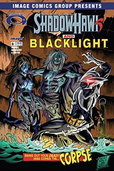 Shadowhawk #6 book cover