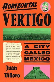 Horizontal Vertigo book cover