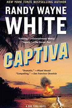 Captiva book cover