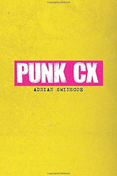 Punk CX book cover
