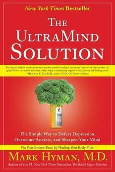 The UltraMind Solution book cover