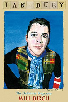 Ian Dury book cover