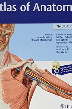 Atlas of Anatomy book cover