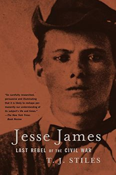 Jesse James book cover