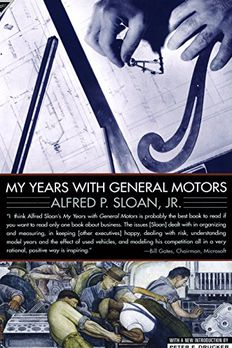 My Years with General Motors book cover