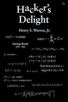 Hacker's Delight book cover