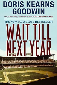 Wait Till Next Year - A Memoir book cover