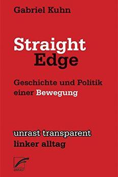 Straight Edge book cover