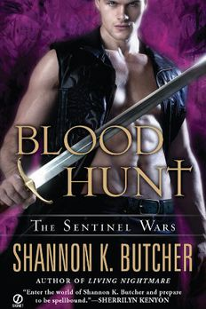 Blood Hunt book cover