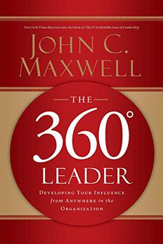 The 360 Degree Leader book cover