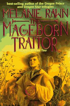 The Mageborn Traitor book cover