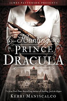 Hunting Prince Dracula book cover