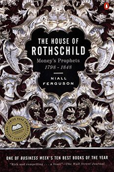 The House of Rothschild book cover