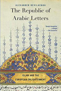 The Republic of Arabic Letters book cover
